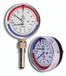 Манометры, термометры, термоманометры