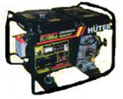 Электрогенераторы бензиновые Huter