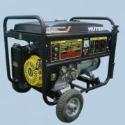Электрогенератор бензиновый Huter DY6500LXW,с функцией сварки, с колёсами