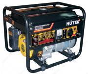 Электрогенератор бензиновый Huter DY4000LX-электростартер