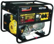 Электрогенератор бензиновый Huter DY6500LX-электростартер