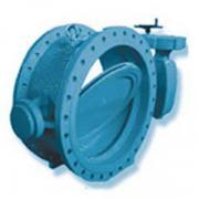 Затвор поворотный дисковый с двойным эксцентриситетом FAF-3800L