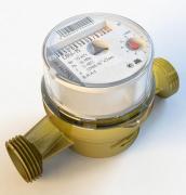 Универсальный счетчик воды Метер СВ-15 д15мм