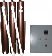 Вихревой Индукционный Нагреватель 80кВт ВИН-80 (380В,комплектация VIP)