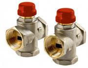 Трехходовой термостатический смесительный клапан Valtec VT.MR01.N.0603