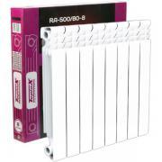 Радиатор алюминиевый teplox RA-500/80 8 секций