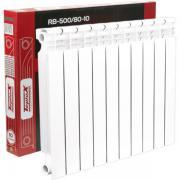 Радиатор биметаллический teplox RB-500/80 10 секций