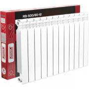 Радиатор биметаллический teplox RB-500/80 12 секций