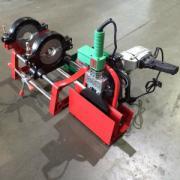 Аппарат для стыковой сварки труб ПНД d40-160 мм ROBU W160