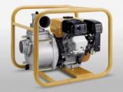 Бензиновая мотопомпа Koshin STR 50EX для чистой и слабозагрязненной воды