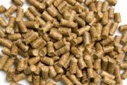 Дубовые пеллеты фасовка по 20 кг (от 1 тонны)