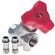 Ручной балансировочный клапан Valtec VT.054.N.04