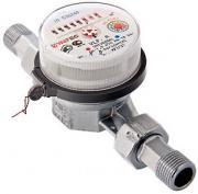 Универсальный счетчик воды Valtec VLF-R д20мм
