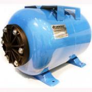 Гидроаккумулятор 24ГП (горизонтальный, пластиковый фланец)