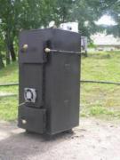 Котел твердотопливный газогенераторный ГАЗГЕН 12.5 кВт